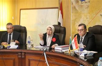 نائبة وزير الصحة والسكان: نفذنا برنامج دعم حقوق الأطفال في 50 قرية بالفيوم