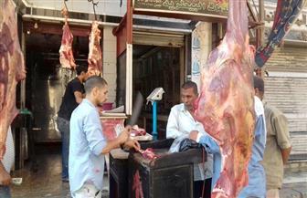 """""""غراب"""" : زيادة المعروض من اللحوم والدواجن والخضر والفاكهة بجميع منافذ المحافظة"""