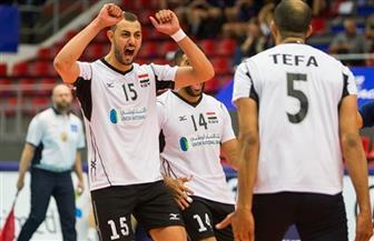 مصر تفوز على أمريكا وتتأهل متصدرة لمجموعتها في كأس العالم للكرة الطائرة