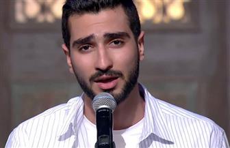 هتافات محبة لمحمد الشرنوبي في حفله بالأوبرا