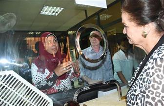 محافظ البحيرة تتفقد المراكز التكنولوجية لخدمة المواطنين بكفر الدوار وأبو حمص   صور