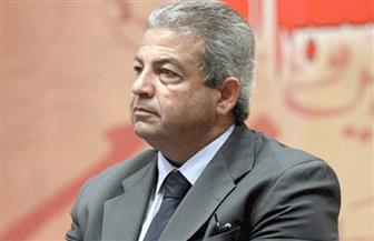 وزير الشباب والرياضة يحضر حفل تكريم الفائزين بجائزة الملك حمد بالبحرين