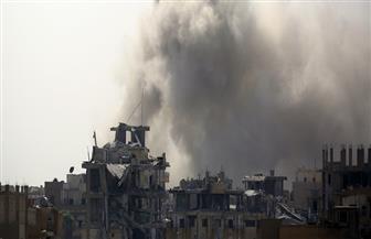 العثور على مئات الجثث في ملعب رياضي وسط مدينة الرقة السورية