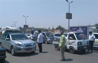 ضبط 4 آلاف مخالفة مرورية وسحب 514 رخصة بمرور القاهرة| صور