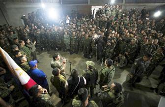 رئيس الفلبين يزور مدينة جنوب البلاد بعد سيطرة القوات على مسجد