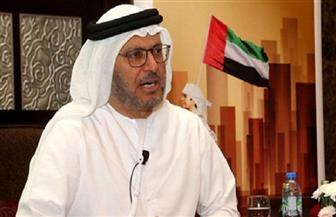 قرقاش: نتواصل مع المعارضة والمجلس العسكري السوداني للمساهمة فى دعم الانتقال السلمي للسلطة