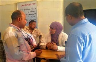 رئيس مركز أبنوب يكلف بعمل جولات مفاجئة بالوحدات الخدمية في بني محمديات|صور