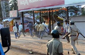 مقتل 3 في اشتباكات مع الشرطة الهندية بسبب منشور مسيء للمسلمين