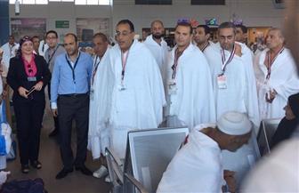 وزير الإسكان يتوجه إلى الأراضى المقدسة لرئاسة بعثة الحج المصرية