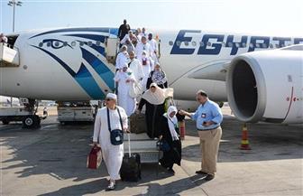 الرئيس التنفيذي لبعثة الحج المصرية يتستقبل حجاج أسر شهداء الشرطة في جدة