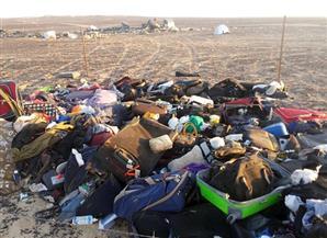 أحمـد البرى يكتب: نصب تذكارى لضحايا الطائرة الروسية