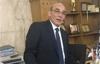 """""""البنا"""" يبحث مع مدير المنظمة العربية التعاون في مجال الأمن الغذائي في مصر"""