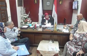 مذكرة إلى محافظ القاهرة لصرف حافز الإثابة للمعلمين | صور