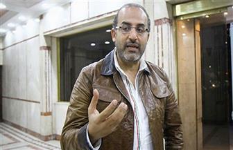 محمد شبانة: تطوير نادى الصحفيين بعشرة ملايين جنيه