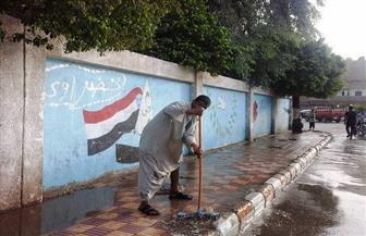 """""""عبد المنعم"""": استمرار حملات النظافة والتجميل بطهطا استعدادًا لعيد الأضحى"""