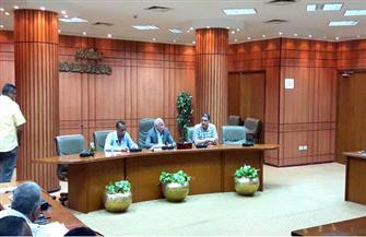 الغضبان يشيد بمركز بورسعيد للمعلومات ودعم اتخاذ القرار لحصوله على المركز الأول جمهوريًا