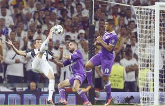 هدف ماندزوكيتش في شباك ريال مدريد يفوز بجائزة أفضل هدف في الموسم الماضي | فيديو