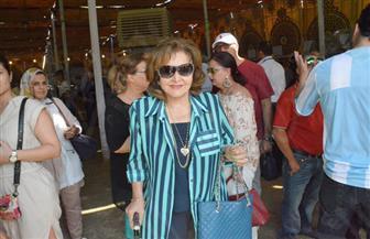 """ليلى طاهر في أمسية """"أبطال الإرادة"""" بالأوبرا"""