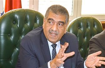 عماد الدين مصطفى رئيسًا لمجلس إدارة الشركة القابضة للصناعات الكيماوية