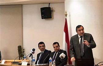 عصام شرف: مصر هي فجر الضمير.. والحرب الآن على اقتصاديات الدول | صور
