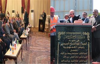 """محافظ القاهرة: ميدان """"السيدة عائشة"""" عانى من الإهمال وحان الوقت لإعادة رونقه"""
