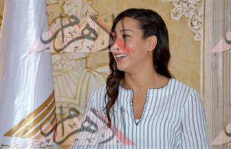 فريدة عثمان: لن أغير جنسيتي للحصول علي ميدالية.. وتدربت في أمريكا للتوفيق بين الدراسة والسباحة