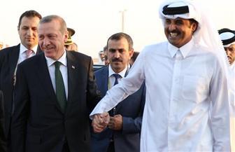أمير قطر يدعم أردوغان بـ15 مليار دولار لإنقاذه من أزمته