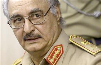 خليفة حفتر يصل القاهرة لبحث آفاق التعاون المشترك مع مصر