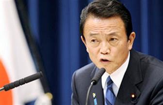 نائب رئيس الوزراء الياباني يتراجع عن تصريحاته المدافعة عن هتلر
