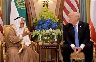 أمير الكويت يتسلم رسالة خطية من الرئيس الأمريكي تتناول سبل دعم العلاقات الثنائية