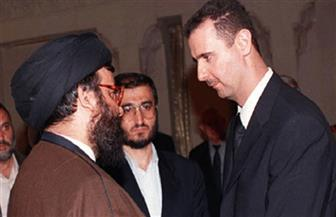 حسن نصرالله يلتقي الأسد في دمشق لطلب إبعاد داعش من لبنان إلى سوريا
