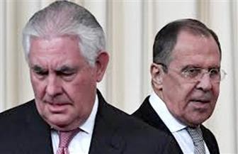 لافروف يعرب لتيلرسون عن أسفه لفرض قيود أمريكية جديدة على البعثة الدبلوماسية الروسية