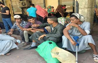 """محطة مصر يوم """"الوقفة"""".. المواطنون: التذاكر تباع بالسوق السوداء..والهيئة تنفي"""