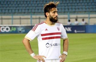 طبيب الزمالك يمنح باسم مرسي راحة 3 أيام