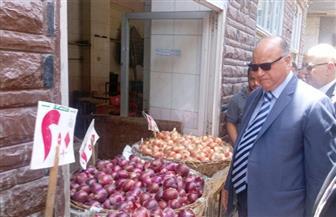 مدير أمن القاهرة يقود حملة تموينية مكبرة على الأسواق ومخازن المواد الغذائية   صور