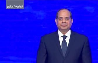 تفاصيل حضور الرئيس الاحتفال بعيد العلم