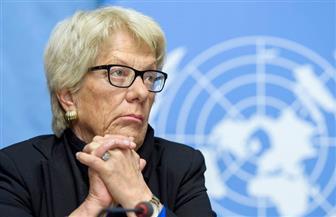 """ديل بونتي في استقالتها من لجنة التحقيق الدولية حول سوريا: """"جميع الأطراف تلعب دور الشر"""""""