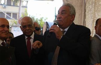 """سامح عاشور: مبنى """"المحامين"""" الجديد قلعة للديمقراطية والحرية"""