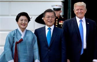 ترامب يبحث مع نظيره الكوري الجنوبي تهديدات كوريا الشمالية