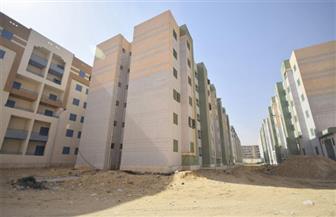"""وزير الإسكان: مشروع """"المحروسة 1و2"""" في مرحلة التشطيبات النهائية لخدمة سكان المناطق غير الآمنة"""