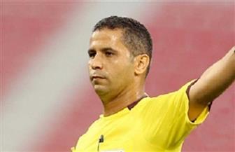 محمود عاشور حكمًا لمواجهة الزمالك والمصري بنصف نهائي كأس مصر