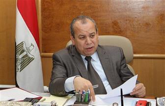 محافظ كفرالشيخ يشكل لجنة لفحص التعديات الزراعية بمركز سيدي سالم
