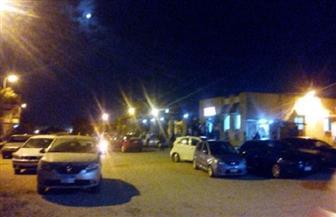 إصابة 11 مواطنًا في حريق بقاعة أفراح برأس البر