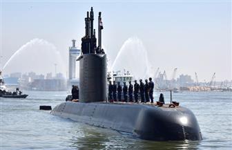 """اليوم .. رفع العلم المصري على الغواصة الألمانية الثانية من طراز """"تايب 209"""""""