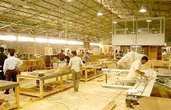 """بدء التعاون بين """"صناعة الأخشاب"""" ومدينة الآثاث"""
