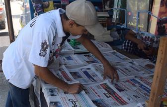 بائع الجرائد: الزباين بطلت تتابع الرياضة.. والصحف القومية الأكثر مبيعًا| فيديو