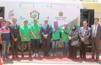 محافظ السويس يؤكد دعم مشروع أطفال بلا مأوى بالمحافظة | صور