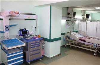 افتتاح أول وحدة عناية أطفال بمستشفى التأمين الصحي في السويس | صور