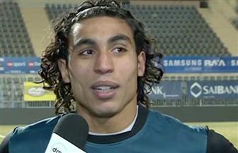 عمرو مرعي يتألق مع النجم الساحلي ببطولة دوري أبطال إفريقيا