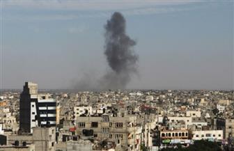 طائرات الاحتلال الإسرائيلي تقصف عدة أهداف في مختلف محافظات قطاع غزة